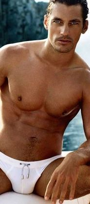 David Gandy's Best Shirtless Moments