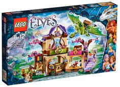 2016 RELEASE LEGO ELVES - The Secret Market Place [SUMMER]