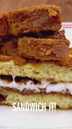 The best parts of dessert and breakfast combine to make S'mores French Toast.