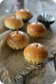 Pommes Briochettes