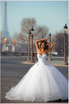 rita pereira vestida de noiva
