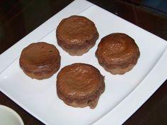 BOCADITOS DE MOKA Y CHOCOLATE DUKAN THERMOMIX TM 21 (DUKAN) Moka, Chocolate, Sin Gluten, Sausage, Cacao, Egg Recipes, Finger Foods, Milk, Espresso