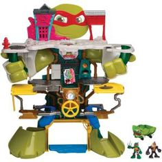 Teenage Mutant Ninja Toys are among 100+ Top Toys for Kids of All Ages and Interests for Christmas 2016.
