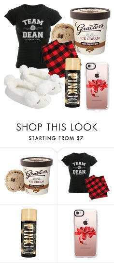 """""""Sydney Reed- Christmas Morning"""" by jwpixie2230 ❤ liked on Polyvore featuring Casetify and Accessorize"""