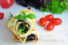 Fitness raňajky s vysokým obsahom bielkovín Low Calorie Recipes, Cottage Cheese, Tofu, Low Carb, Mexican, Keto, Lunch, Meals, Breakfast