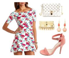 """""""First Weekend of Spring"""" by charlotterusse ❤ liked on Polyvore featuring Charlotte Russe"""