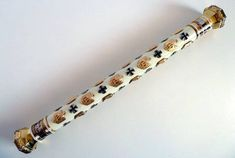 Herman Goring's Reich Marshall Baton. This baton was a ceremonial symbol of command. It is made of gold, platinum and ivory and has 600 diamonds built in. It is now in a military museum in Kentucky.