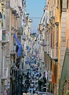 Vomero, Naples, Italy