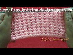 da517c5df8990 Very easy Knitting design for ladies cardigan