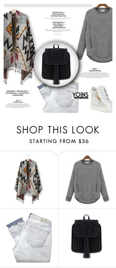"""""""Yoins #41 (http://yoins.me/1PrM4be)"""" by antemore-765 ❤ liked on Polyvore featuring Maison Scotch and Giuseppe Zanotti"""