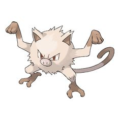 Mankey Stats - Location, Breeding, Moveset