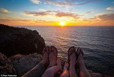 Happy feet pics