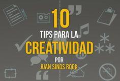Tips para la creatividad