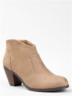 City Classified PROSA Western Ankle Bootie | Shop City Classified Shoes