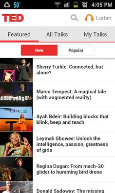 topics mobile apps best android