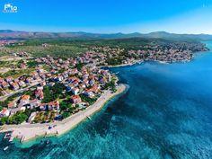 brodarica- near šibenik Dalmatia Croatia, Planets, Dolores Park, Coastal, Beautiful Places, River, Adventure, World, Nature