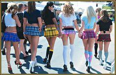 Naughty Girls On Spring Break