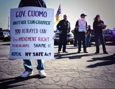 Rootin' Tootin' Gun Blog: Constitutionality of NY SAFE Act Upheld in Court