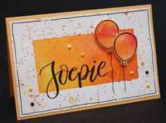 Marjoleine's blog: Extra data gepland voor de cursus 'meer met ecoline' Brush Letters, Shadow Painting, Marianne Design, Card Maker, Free Coloring Pages, Watercolor Cards, Brush Pen, Happy Birthday Cards, Kids Cards