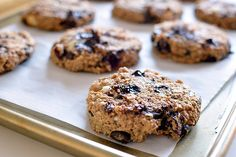 girl who bakes: morning cookies (vegan and gluten free!)