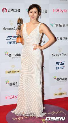 Korean Actresses, Actors & Actresses, Film Awards, Korean Celebrities, Pretty Eyes, Korean Beauty, Most Beautiful Women, Asian Woman, Designer Dresses