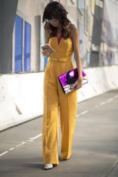A semana de moda de Nova York, como todas as fashion weeks, inspira looks dos…