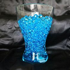 200 pcs/lot Crystal Soil Hydrogel Water Beads For DIY Interior Design Decoration $5.85 Features: DIY Gardening, DIY Decoration, DIY Interior Design Fine or Fashion: Fashion Item Type: Beads Material: