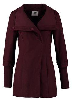Vero Moda bordeaux coat