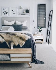 Bedroom furniture. You'll be taken aback, many people tend not to put a great deal of time and effort into furnishing their homes very well. Well, either that or they don't really learn how to.