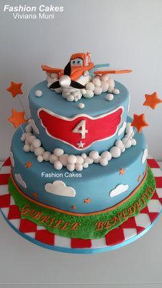 Planes Cake!!!
