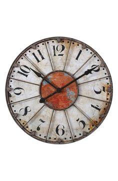 Uttermost 'Ellsworth' Wall Clock available at #Nordstrom
