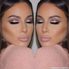 Dusty rose shades ♥ #mycollection #evatornadoblog #makeupideas #bestlooks @evatornado