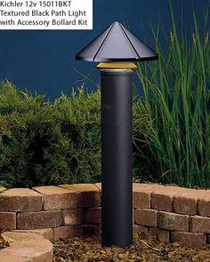 Kichler Lighting 15011 Wide Path Spread Light With Bollard Mounting Kit Landscape Lights Brand Call