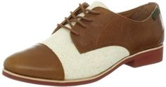Amazon.com: Bass Women's Terri Oxford,Wheat/Natural,9.5 M US: Shoes