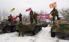 Правда о войне: ***Добровольцы в армии ЛНР***