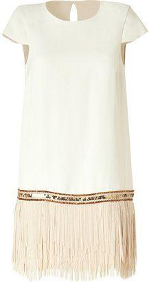 Fringe Dress Hoss Intropia
