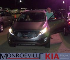 #HappyAnniversary to Jennifer Lee Stone on your 2013 #Kia #Rio from Andrew Mulheren  at Monroeville Kia!