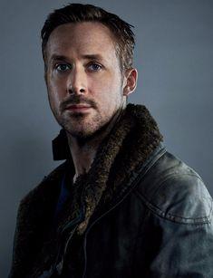 Ryan Gosling in Blade Runner 2049 as K or Joe