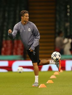 love the beautiful game Cristiano Ronaldo