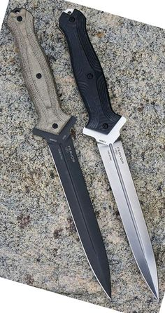 Steel Will Fervor 1201 Tactical Combat Dagger Fixed Knife Blade @aegisgears
