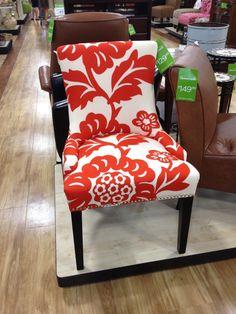 Homegoods chair | H&G | Pinterest | Living room inspiration and ...