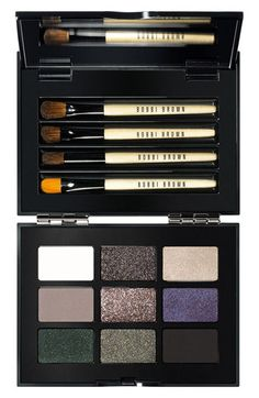 Eye Palette... with brushes. Bobbi brown.