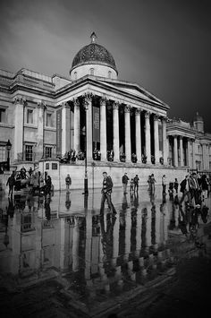 One of my favorite places in the world: National Gallery, London, England.  10 January, 2013.  BEEN THERE, DONE THAT.