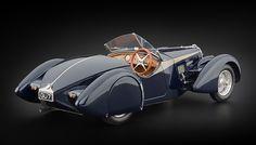1938 Bugatti 57SC - Buscar con Google
