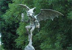 Every Fairy garden needs its Elves - Sculputure David Goode