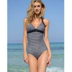 Женщинам - Одежда - Купальники - Закрытые купальники: Купальник цельный - R edition // #swimsuit #beachwear #girlinswimsuit #summer #girlsinswimsuit