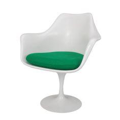 C10185-01_Saarinen_Tulip_Armchair_green_white_orange_grey