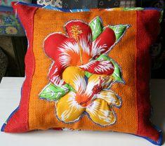 Vintage Embroidery, Needlework, Print Design, Cushions, Design Inspiration, Diy Crafts, Throw Pillows, Stitch, Knitting