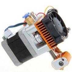 All Metal MK8 Extruder Assembled Kit For 3D Printer Sale - Banggood.com