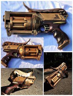 Victorian Revolver Collective by omgitsbrekken on DeviantArt